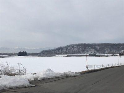 雪景色3月