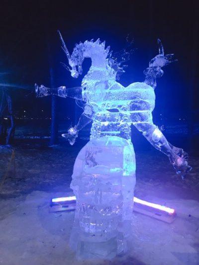 氷まつり⑥