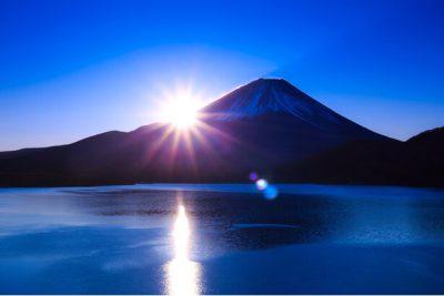 年始富士山
